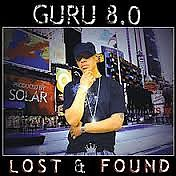 The 8.0 Lost And Found (EP) - Guru