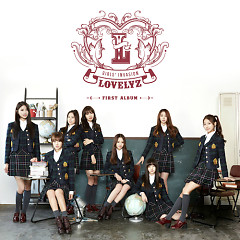 Girl's Invasion - Lovelyz