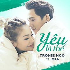 Yêu Là Thế (Single)