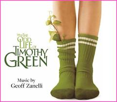 The Odd Life Of Timothy Green OST - Pt.1 - Geoff Zanelli