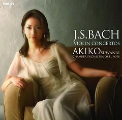 J.S. Bach Violin Concertos
