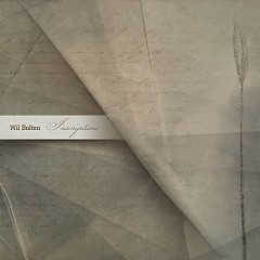 Inscriptions - Wil Bolton