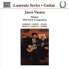 Guitar Recital - Jason Vieaux