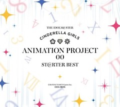THE IDOLM@STER CINDERELLA GIRLS ANIMATION PROJECT 00 ST@RTER BEST - CINDERELLA PROJECT