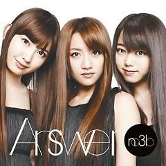 Answer - No Sleeves ((No3b))