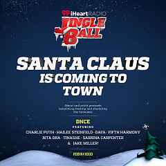 Santa Claus Is Coming To Town (Single) - DNCE, Charlie Puth, Hailee Steinfeld, Daya, Fifth Harmony, Rita Ora, Tinashe, Sabrina Carpenter, Jake Miller