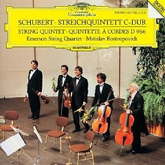 Schubert String Quintet In C Major D.956