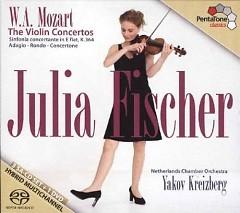 Mozart - Violin Concertos CD 3