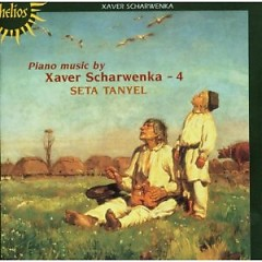 Xaver Scharwenka, Seta Tanyel – Piano Music Vol 4 No. 3