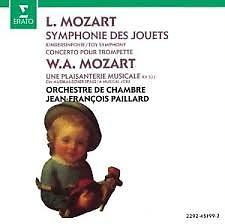 Mozart - Symphonie Des Jouets (No. 2) - Jean François Paillard,Various Artists