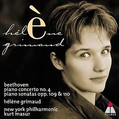 Beethoven - Piano Concerto No. 4; Piano Sonatas Opp. 109 & 110 - Hélene Grimaud
