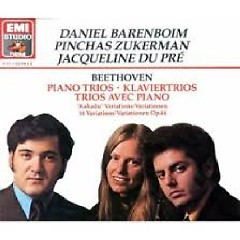Beethoven - Piano Trios CD 3