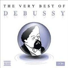 The Very Best Of Debussy CD 1