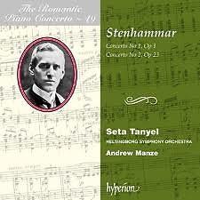 The Romantic Piano Concerto, Vol. 49 – Stenhammar