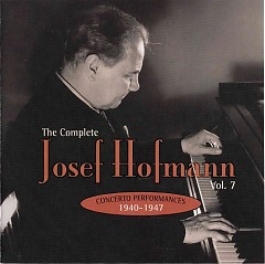 The Complete Josef Hofmann - Vol.7 (CD2) - Josef Hofmann