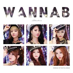 Attention - WANNA.B