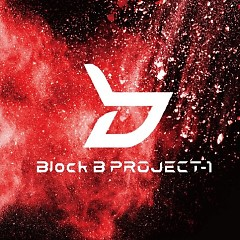 Block B PROJECT-1 (Type Red) (Mini Album)