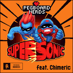 Supersonic (Single) - Pegboard Nerds