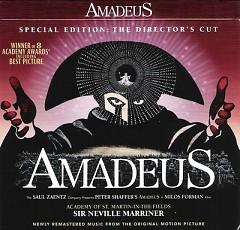 Amadeus OST (CD2) - Wolfgang Amadeus Mozart