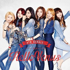 Sticky Sticky (4th Single) - 