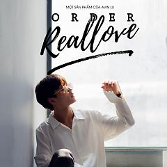 Order Real Love (Single)