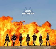 exploded - Kamen Rider GIRLS