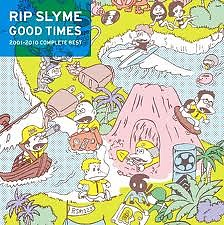 Good Times (CD1) - Rip Slyme