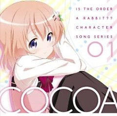Gochuumon wa Usagi Desuka Character Song Series 01 Cocoa - Ayane Sakura