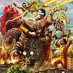 Hen Ai Let's Go ! 2 -Ultra Kaiju So Shingeki- - POLYSICS