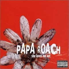 She Loves Me Not [UK Edition] - Papa Roach