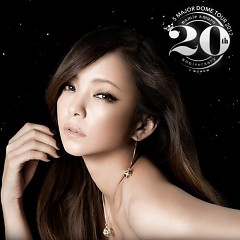 namie amuro 5 Major Domes Tour 2012 -20th Anniversary Best- (CD1) - Namie Amuro