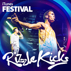 Rizzle Kicks - iTunes Festival London 2013 - EP