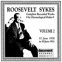 Complete Recorded Works Vol.2 (CD2) - Roosevelt Sykes