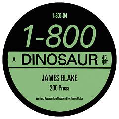 200 Press - EP - James Blake