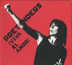 Viva El Amor! (CD1) - Pretenders
