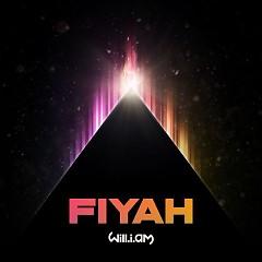 Fiyah (Single) - Will.i.am