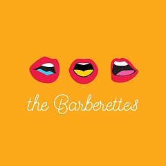 THE BARBERETTES - The Barberettes