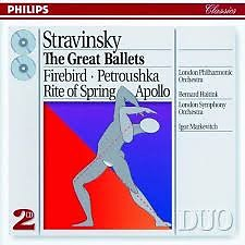 Stravinsky - The Great Ballets CD 2 (No. 1)
