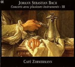 Bach - Concerts Avec Plusieurs Instruments, Vol 3