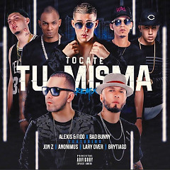 Tócate Tu Misma (Remix) (Single)