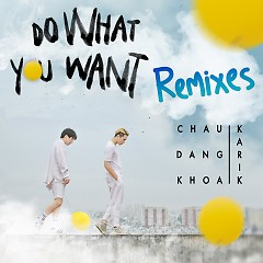 Do What You Want (Remixes)