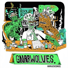 Adolescence - EP - Gnarwolves