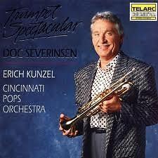 Trumpet Spectacular - Doc Severinsen,Erich Kunzel,Cincinnati Pops Orchestra