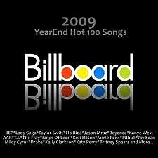 Billboard Hot 100 Of 2009 (CD8)