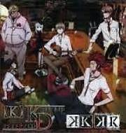 K Radio Drama CD KD SIDE RED
