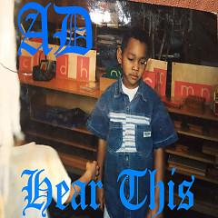 Hear This (Single) - AD