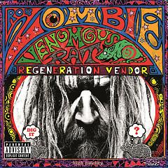 Venomous Rat Regeneration Vendor - Rob Zombie