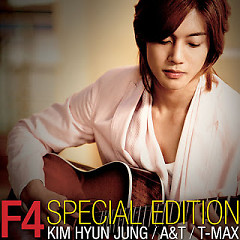 Boys Over Flower F4 Special Edition - SS501,T-max