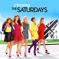 Chasing The Saturdays - EP - The Saturdays