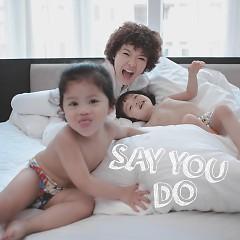 Say You Do (2nd Single) - Tiên Tiên